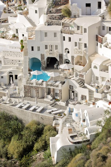 Pictures of Santorini Greece.