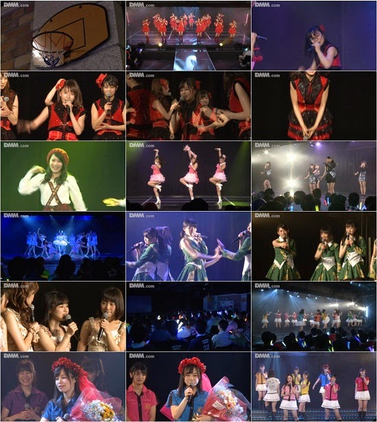 "(LIVE)(公演) SKE48 チームKII ""ラムネの飲み方"" 青木詩織の生誕祭 150409 & 150415 & 150420 & 150427"