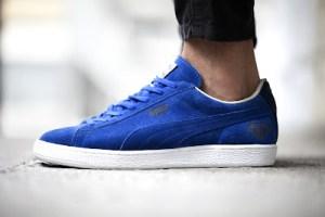 # PUMA SUEDE系列慶祝45週年:推出全球限量SUEDE SAPPHIRE紀念鞋款 2