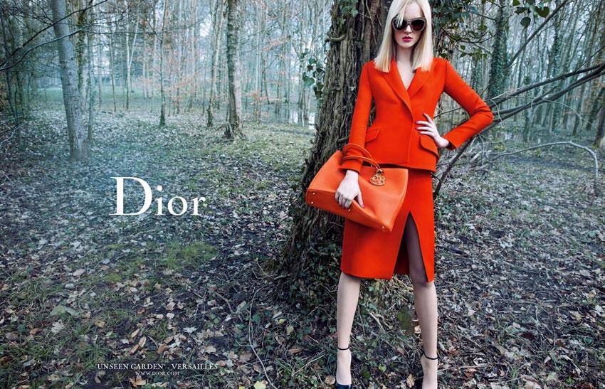 *Dior的秘密花園 Dior Secret Garden:凡爾賽精靈搖晃著鞦韆! 4