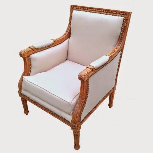 le celebre fauteuil bergere revient en