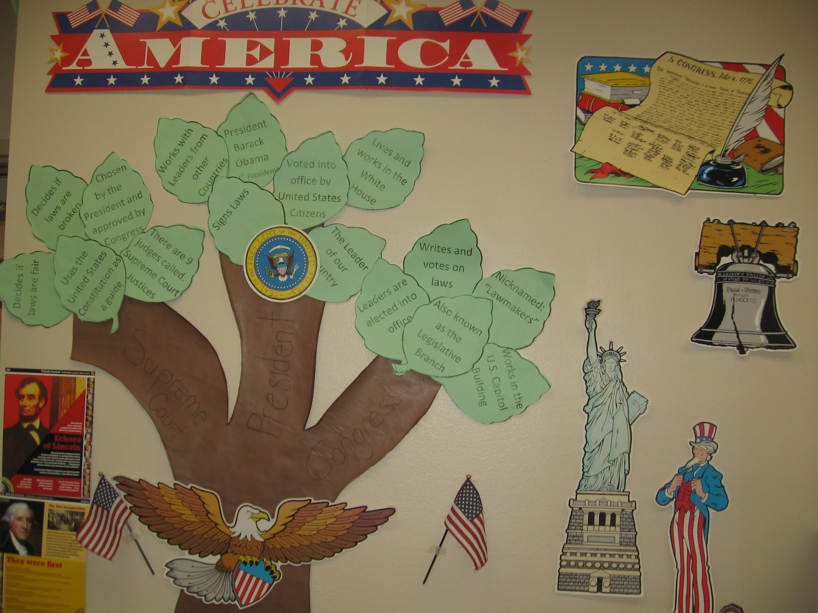 Buzzing About Second Grade Us Government