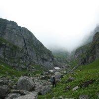 Valea Morarului (Munţii Bucegi)