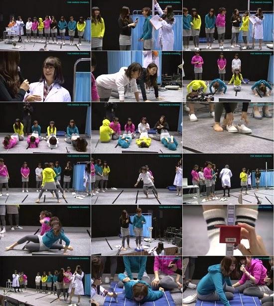 (TV-Variety)(720p) YNN [NMB48チャンネル] 握手会に便乗YNN「生身体測定」 150220
