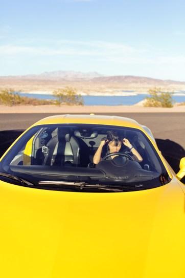 Test Drive Ferrari.