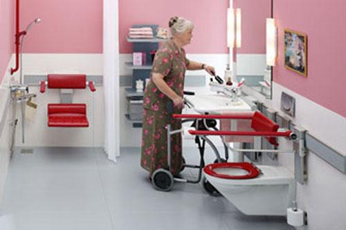 Ideias de banheiros para cadeirantes - Design Innova