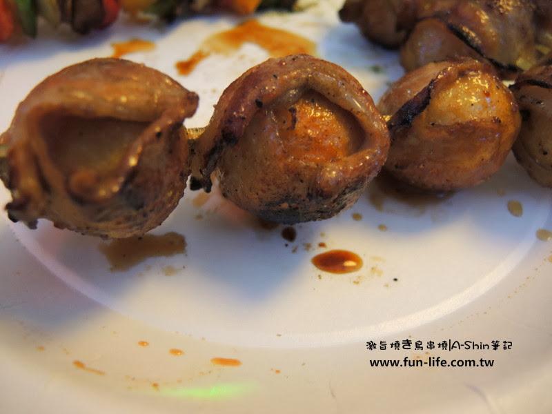 激旨燒鳥串燒 肉片 起司丸串