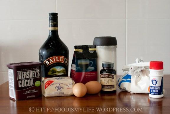 how to make chocolate baileys