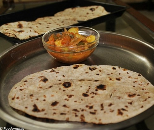 Naan Bread without Yeast on Stove Top Recipe