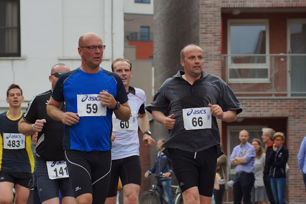 Luc Vanrobaeys, 3e Krottegemse Corrida, stratenloop