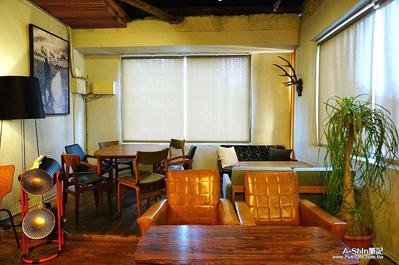 勤美咖啡館,ino cafe-1