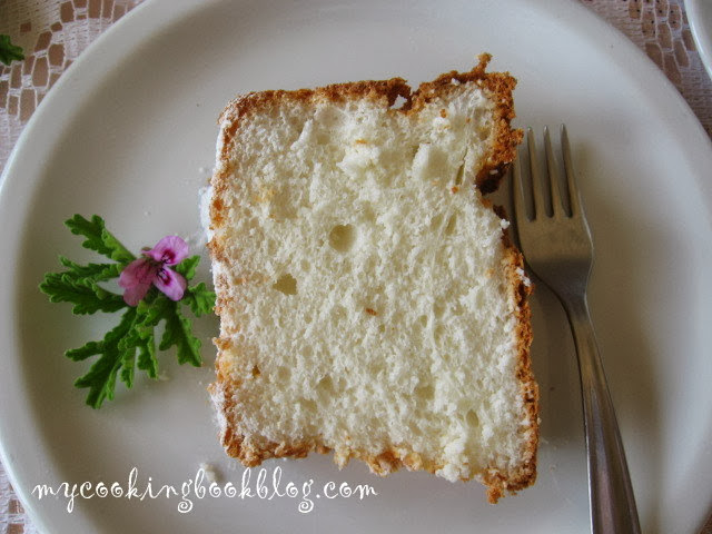 Кекс Ангелска храна или Angel Food Cake