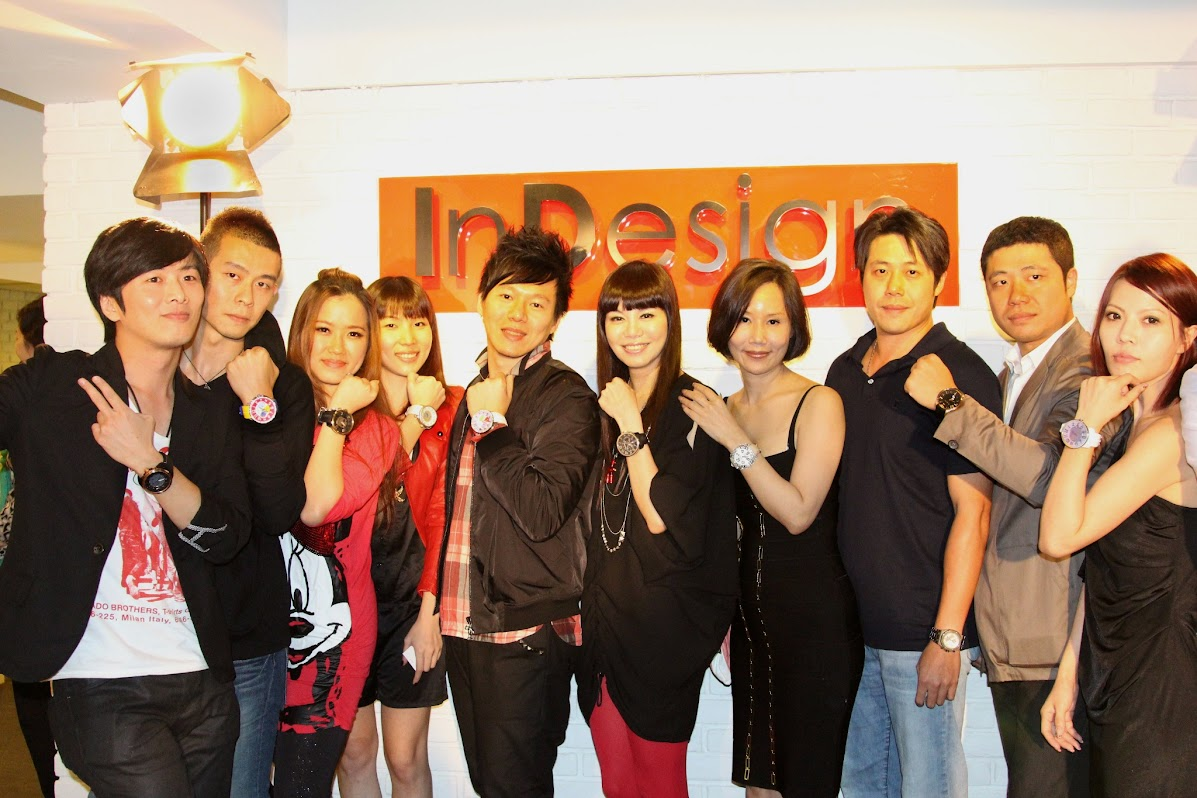 *「InDesign因為設計」:時尚概念店盛大開幕! 12