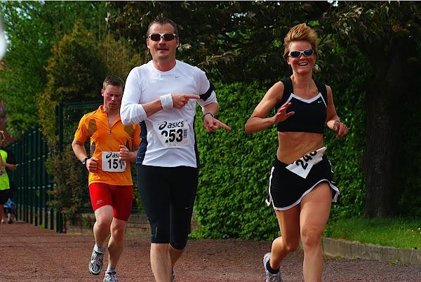 Nancy Vandemoortele, 5 km Jogging, Krottegemse Corrida 2013, Roeselare Loopt