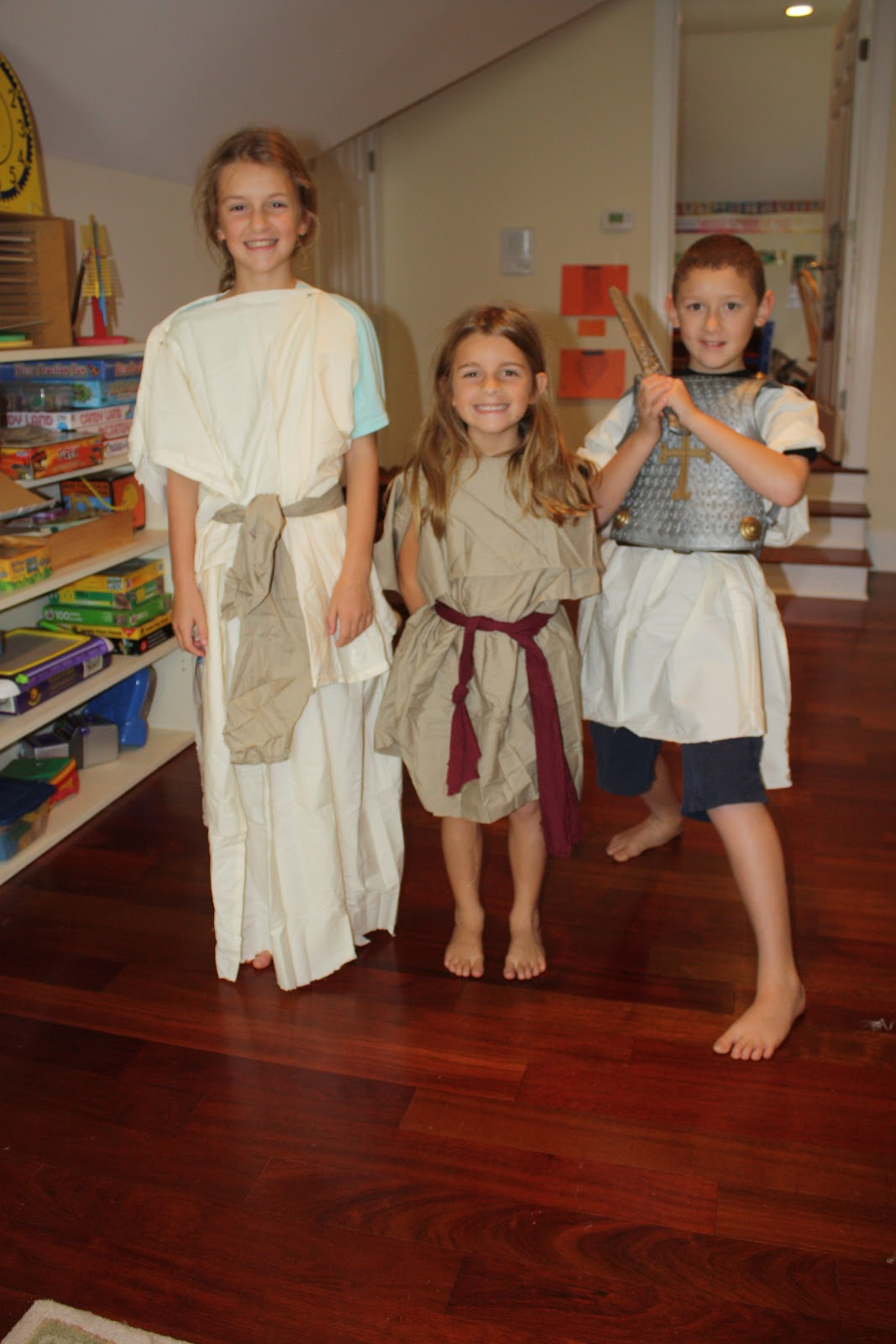 A Slice Of Smith Life A Few Ancient Rome Activities And