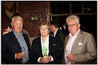 Gisele Debever met Benoni Beheyt en Willy Van Keirsbulck