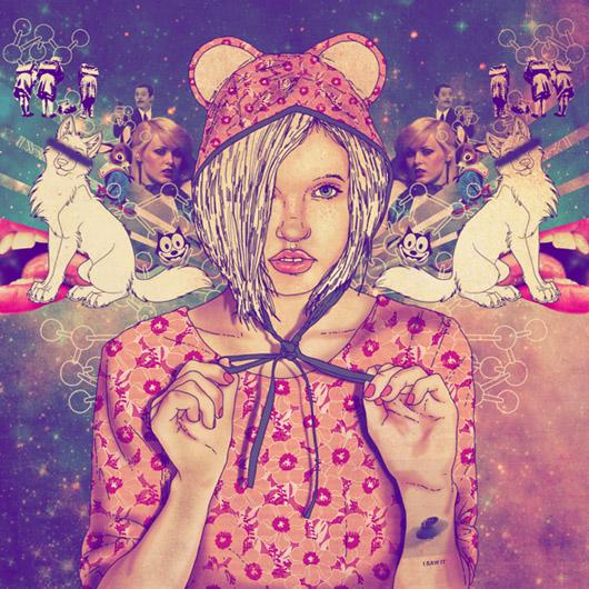 Fab Ciraolo arte Little Red Riding Hood