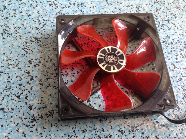 Choosing the right fans for the Corsair H80? 5