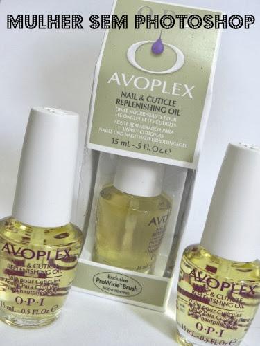OPI Avoplex Nail Replenishing