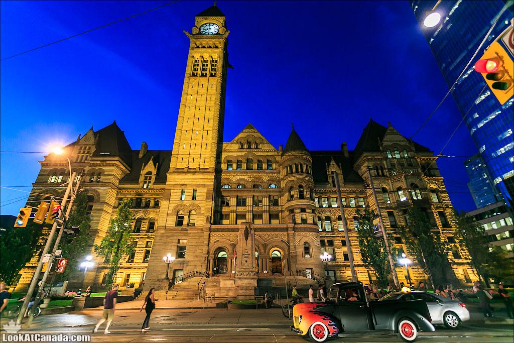 LookAtCanada.com Сити Хол Торонто | Toronto City Hall