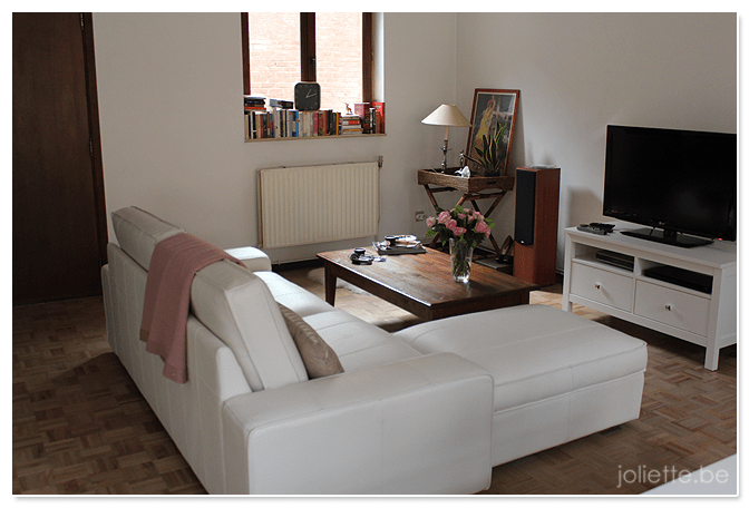 Ons appartement: first look