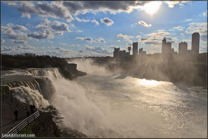 Америка 2.0 / Ниагарский водопад