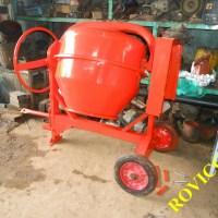 Máy trộn bê tông, xe rùa xuất cho Công ty Dương Nhật