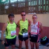 XXV Media Maratón y VIII Carrera Popular Granja de Rocamora (1-Mayo-2014)