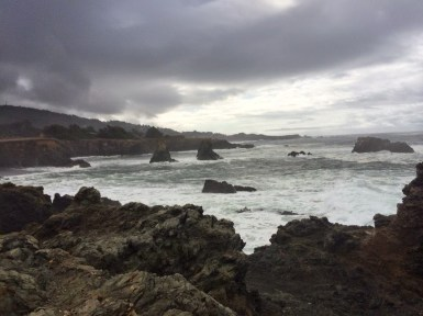 Sea Ranch ocean