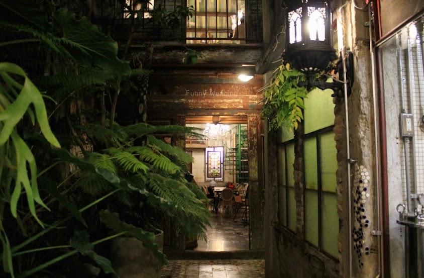 台南中西區咖啡館,文青好好笑-5