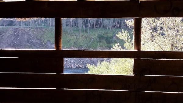 Cabaña de observación de aves - Mirador de Tajadilla - Monfragüe