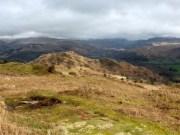 View towards Eskdale from Muncaster Fell