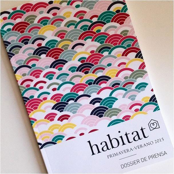 Catálogo primavera verano habitat