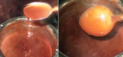 无蛋巧克力慕斯