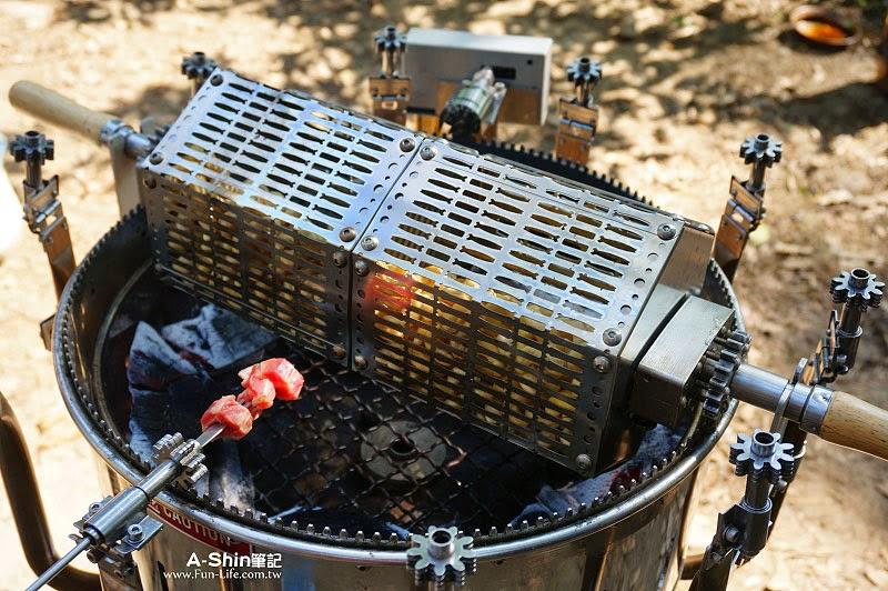 夯伯燒烤萬用爐9