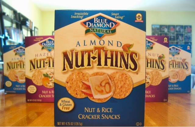 Blue Diamond Nut Thins