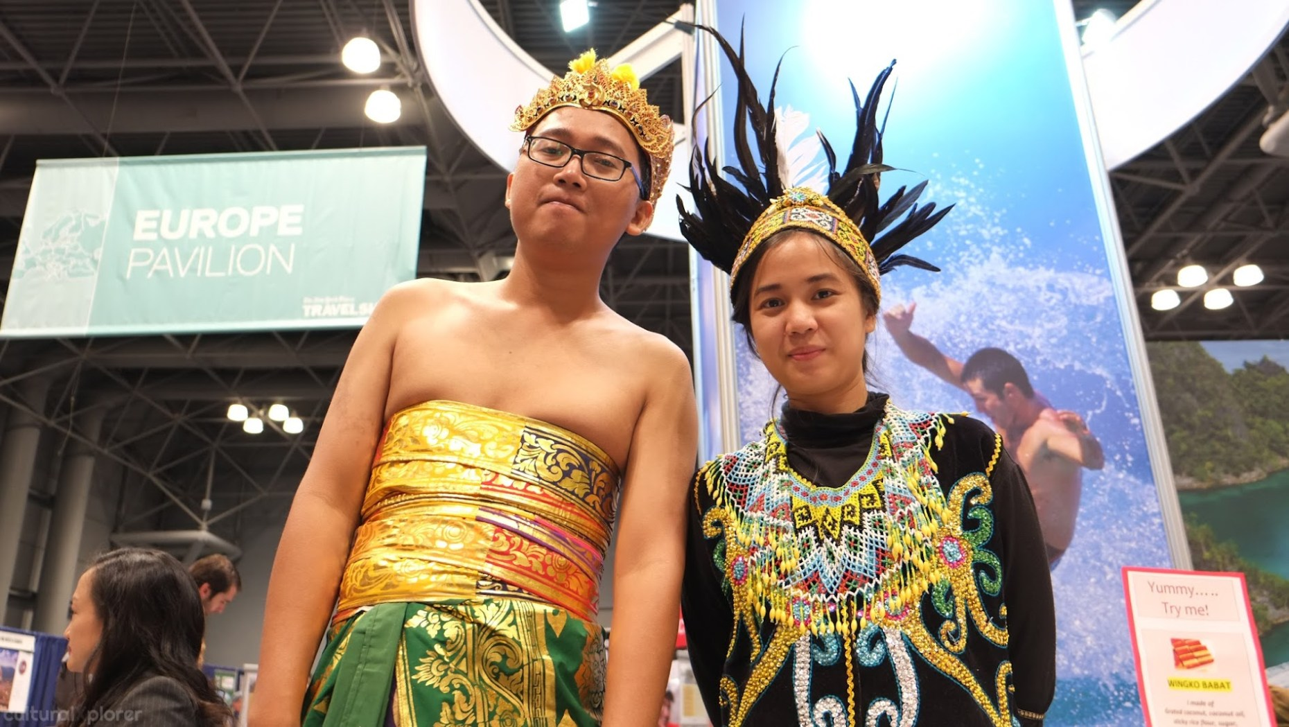 Indonesian NYT Travel Show
