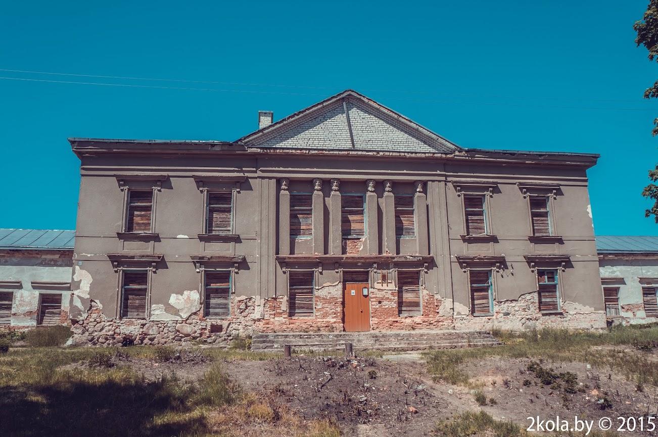 Палац Радзівілаў | Паланэчка