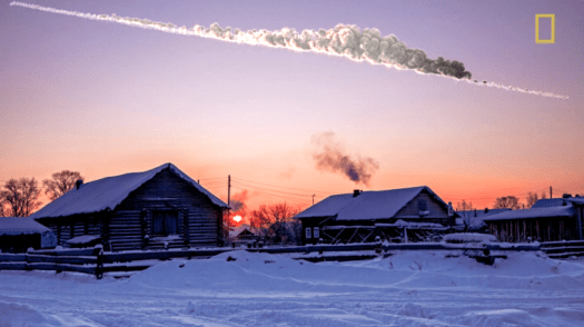 Chelyabinsk Meteor: The Animated Movie