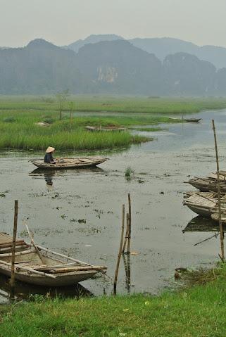 Van Long en Ninh Binh