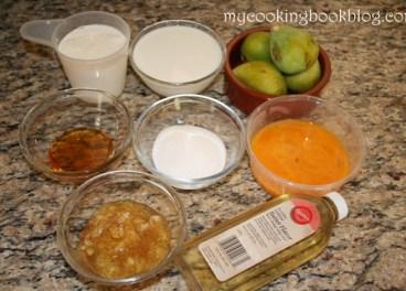 Сладолед със смокини, мед и аромат на масло