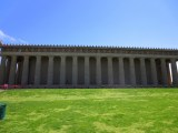 Nashville's life-size replica of the Parthenon