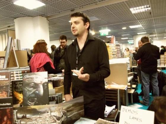 AURIBEAU Philippe (Auteur)