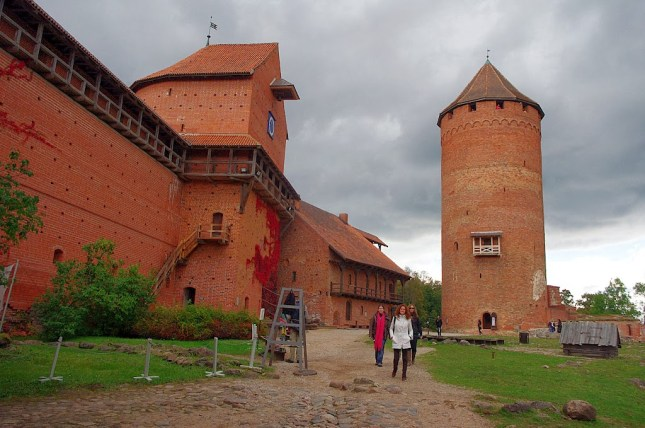 Castillo de Turaida
