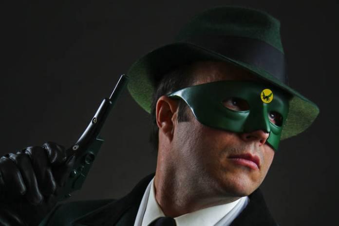 El avispón verde ocupa la posición número 7 de nuestro top ten de las series de superhéroes