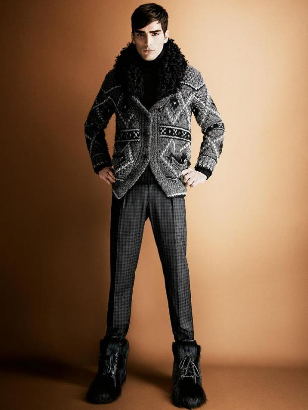 *Tom Ford男性最高指標2013AW形象:展現奢華復古紳士魅力 18