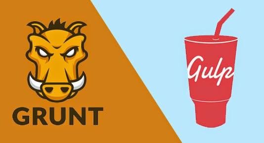 Aplikasi pilihan untuk web developer: grunt & gulp