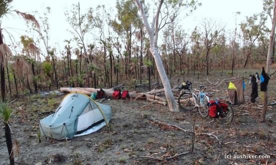Bushcamp #1 - Litchfield Park Road