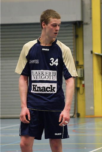 speler knack handbal roeselare