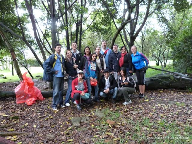 Cumbre de Bogotá: Ciudades y Cambio Climático en el humedal de Córdoba